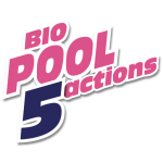 Logo Bio Pool 5 Actions